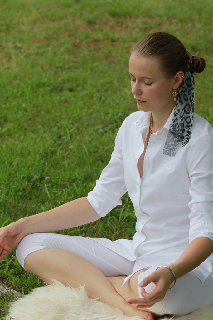 Olga - Qi Gong Instructor